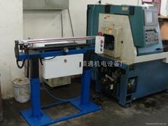 Short bar feeder automatic CNC lathes