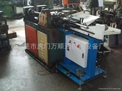 Rolling machine rolling machine knurling machine feeder worm