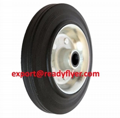 Mobile Garbage Bin Wheel for Steel Waste Bin