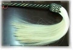 Horsetail whisk