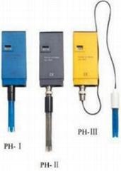 PH-I,PH-II(BNC),PH-III(BNC+Cable) Pocket pH Meter