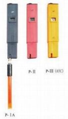 Hand-held pH Meter P-I,P-II,P-III(ATC)