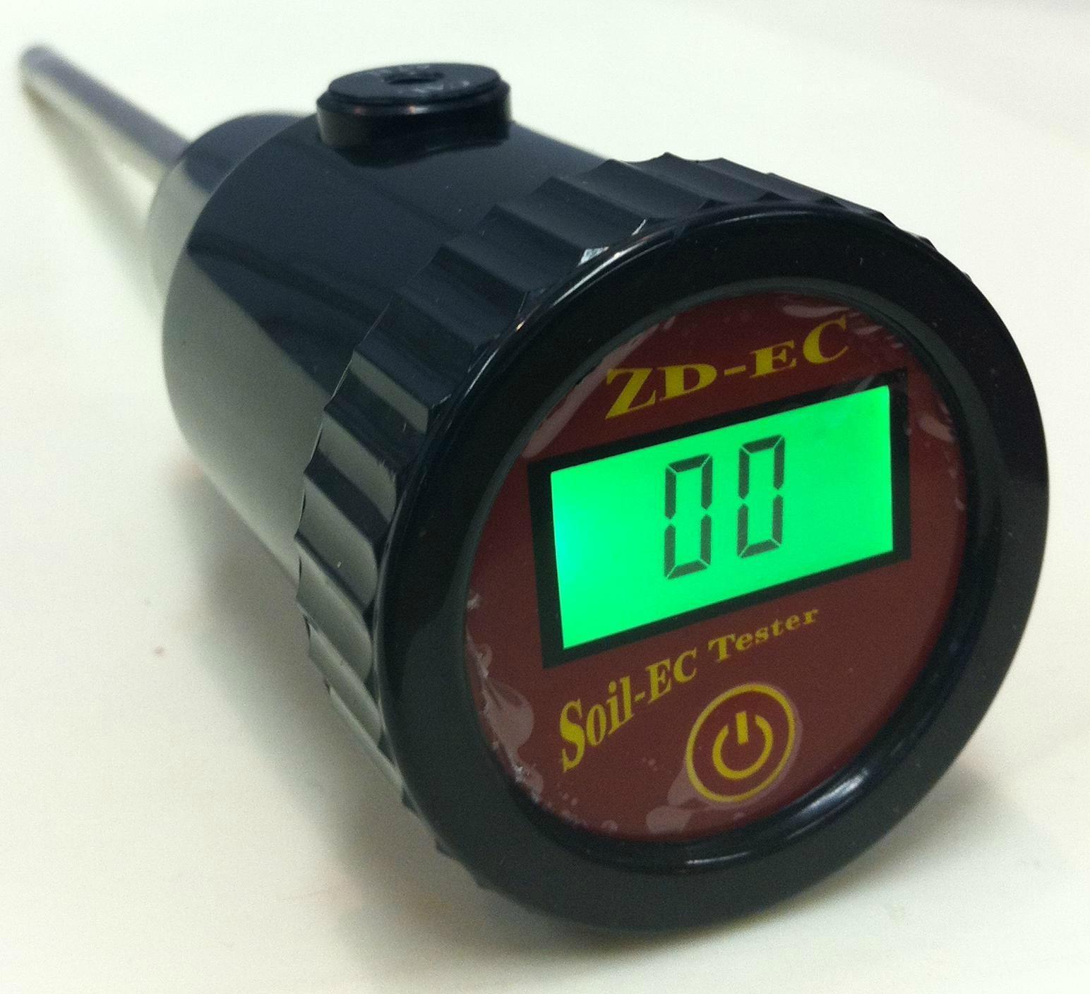 ZD-EC数字式土壤EC 测试仪 2