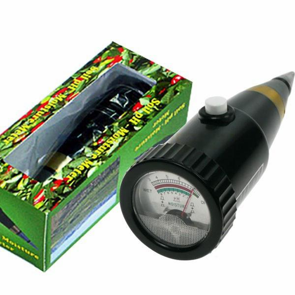 ZD-05 SOIL PH AND MOISTURE TESTER 4