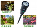 ZD-1608 Soil Temperature & Humidity Tester 1
