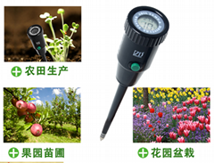 ZD-1608 Soil Temperature & Humidity Tester