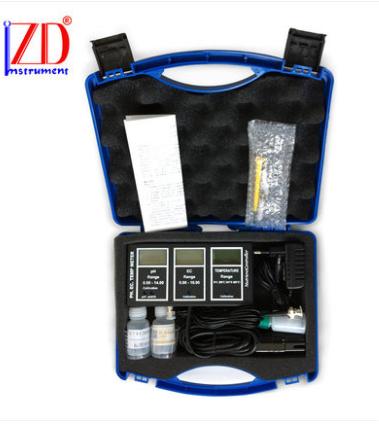 ZDRS-200A pH-EC-Temp组合监视器 4