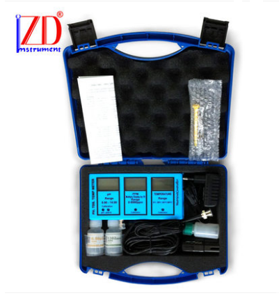 ZDRS-200G pH & TDS,Temp Monitor(3 in 1) 4