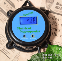 ZDPMT-2108 TDS(PPM)/溫度監視器