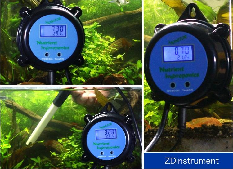 ZDPMT-2108 TDS(PPM)/Temp Monitor 5
