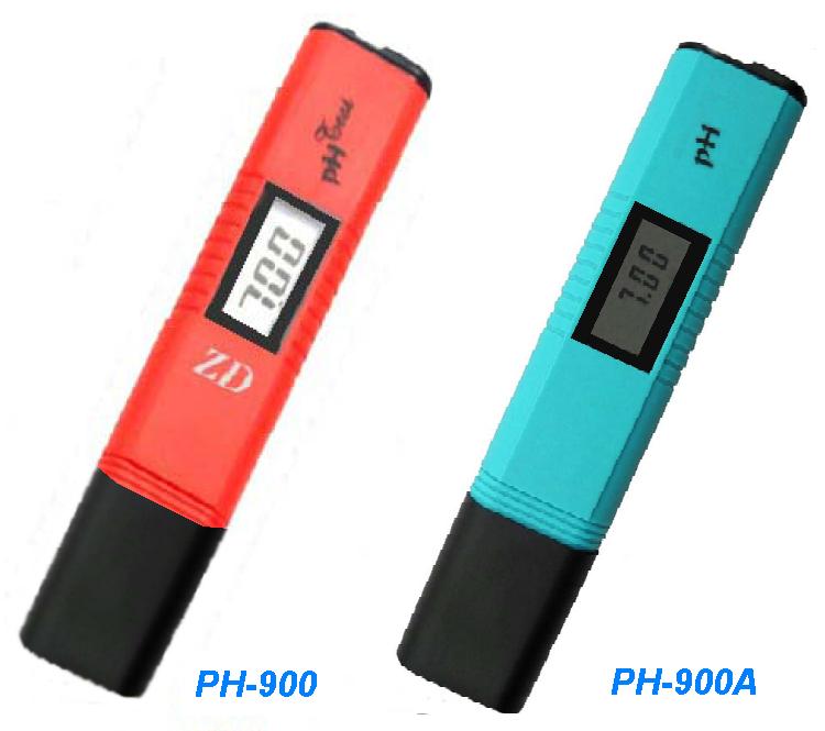 PH-900/PH-900A迷你式pH计 4
