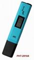 PHT-2910/PHT-2910A迷你式pH/溫度檢測