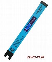 ZDRS-2120高精度‰盐分/TDS/CF数字测试仪WR(3合1)