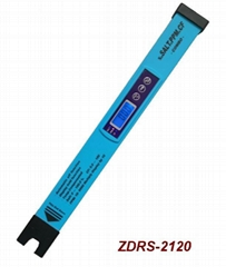 ZDRS-2120 Accurates ‰SALT/TDS/CF Digital Tester WR(3 in 1)