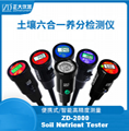 Soil Available N-P-K Tester