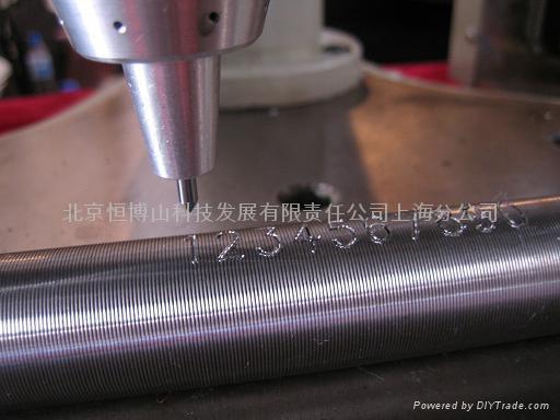 上海圓周氣動打標機 3