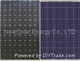 Mono&Poly Solar Panel