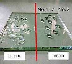 Super hydrophobic transparent PTFE