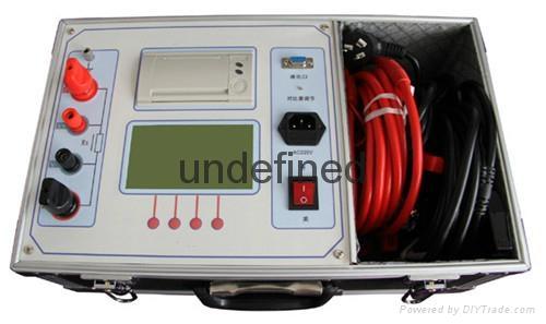 200A回路电阻测试仪 1