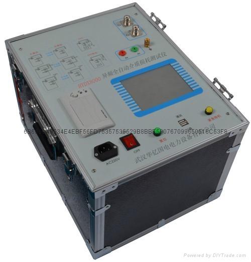 异频介质损耗测试仪 2