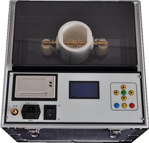 绝缘油介电强度测试仪 2