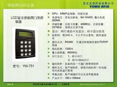 LCD net access control