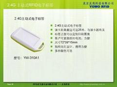 2.4G Active RFID Tag