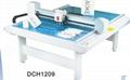 DCH1209 paper box sample maker flatbed