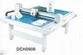 DCH0906 paper box sample maker flatbed