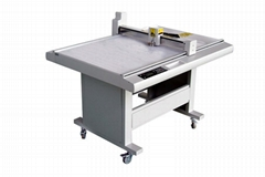 GD0906N shoes paper pattern flatbed sample maker cutter table plotter machine
