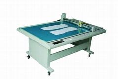 GD1509 costume paper pattern flatbed sample maker cutter table plotter machine