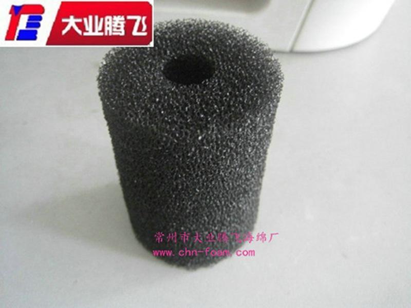 PU过滤泡棉管 3