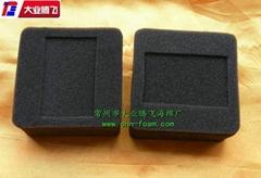 黑色耐磨耐油泡棉垫片