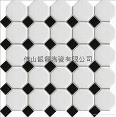 佛山厂家供应八角形陶瓷马赛克