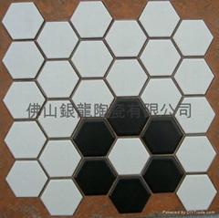 陶瓷小六角形馬賽克