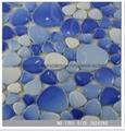 陶瓷鹅卵石自由石河卵石马赛克