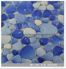 陶瓷鵝卵石自由石河卵石馬賽克