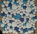 陶瓷鵝卵石自由石河卵石馬賽克 5