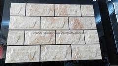 3D inkjet wall brick brick mosaic color code