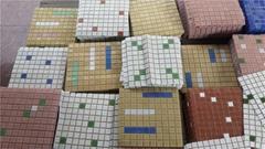 廣東馬賽克瓷磚老式自建房外牆磚