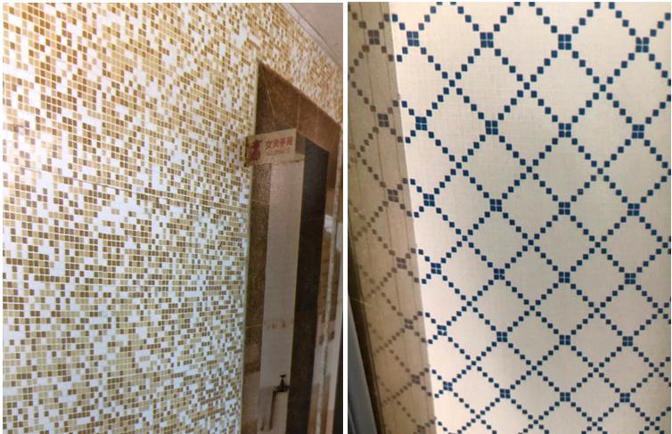 廣東馬賽克瓷磚老式自建房外牆磚 4