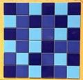 Ceramic pool mosaic  Swimming pool tiles