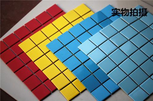 Ceramic pool mosaic  Swimming pool tiles 5