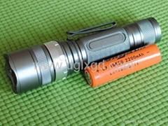 磁環LED手電筒