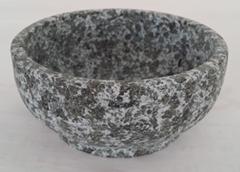 海底藍石碗