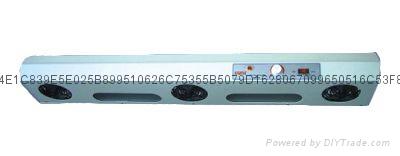导光板大型液晶屏专用悬挂式除静电离子风机 1