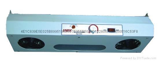 导光板大型液晶屏专用悬挂式除静电离子风机 4