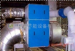 定型机余热回收装置