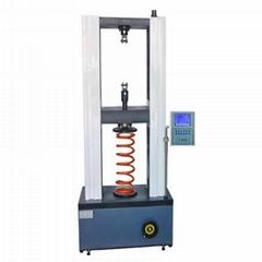 液晶屏顯彈簧拉壓試驗機