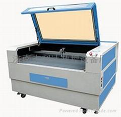 皮革布料激光切割机
